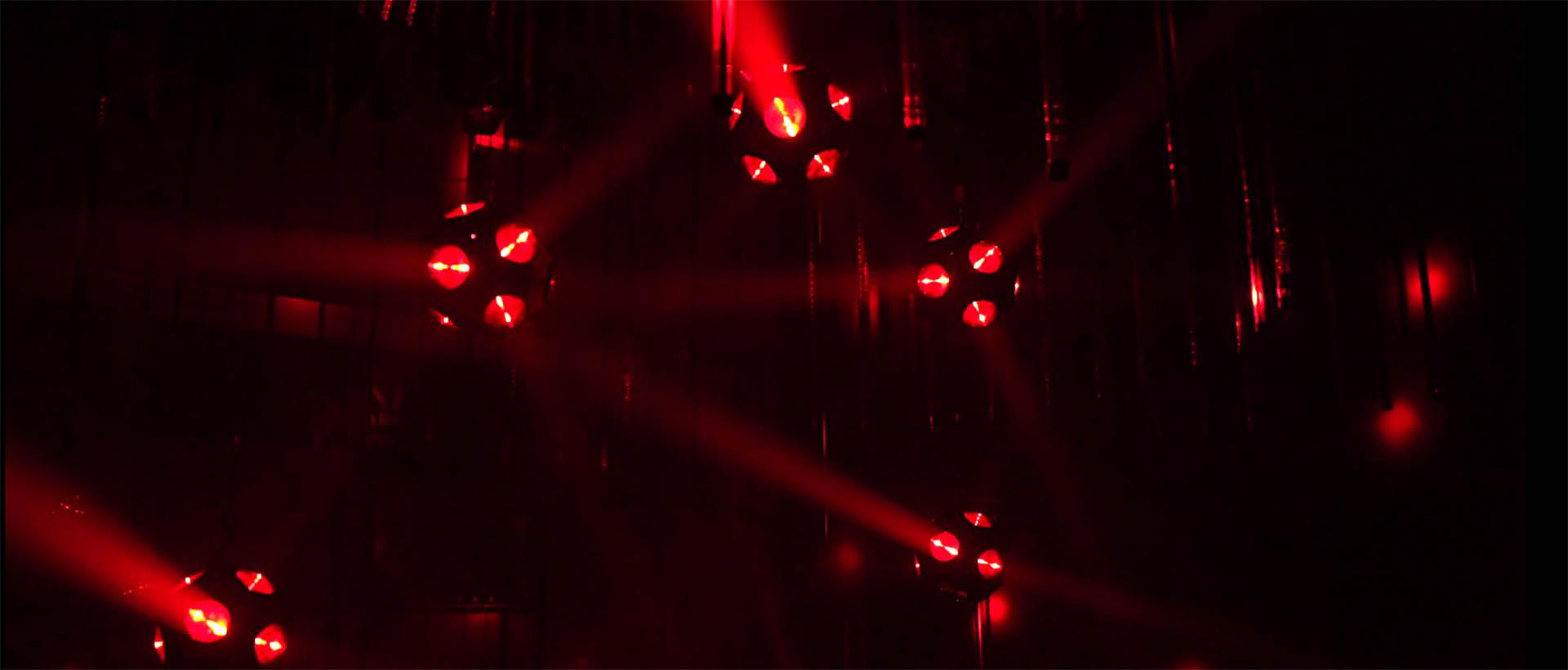 2021 Night Club Newest Kinetic Lighting System Kinetic LED football light  (2)