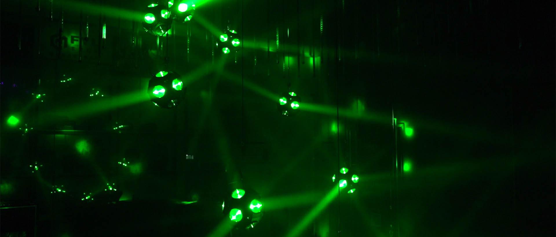 2021 Night Club Newest Kinetic Lighting System Kinetic LED football light  (4)