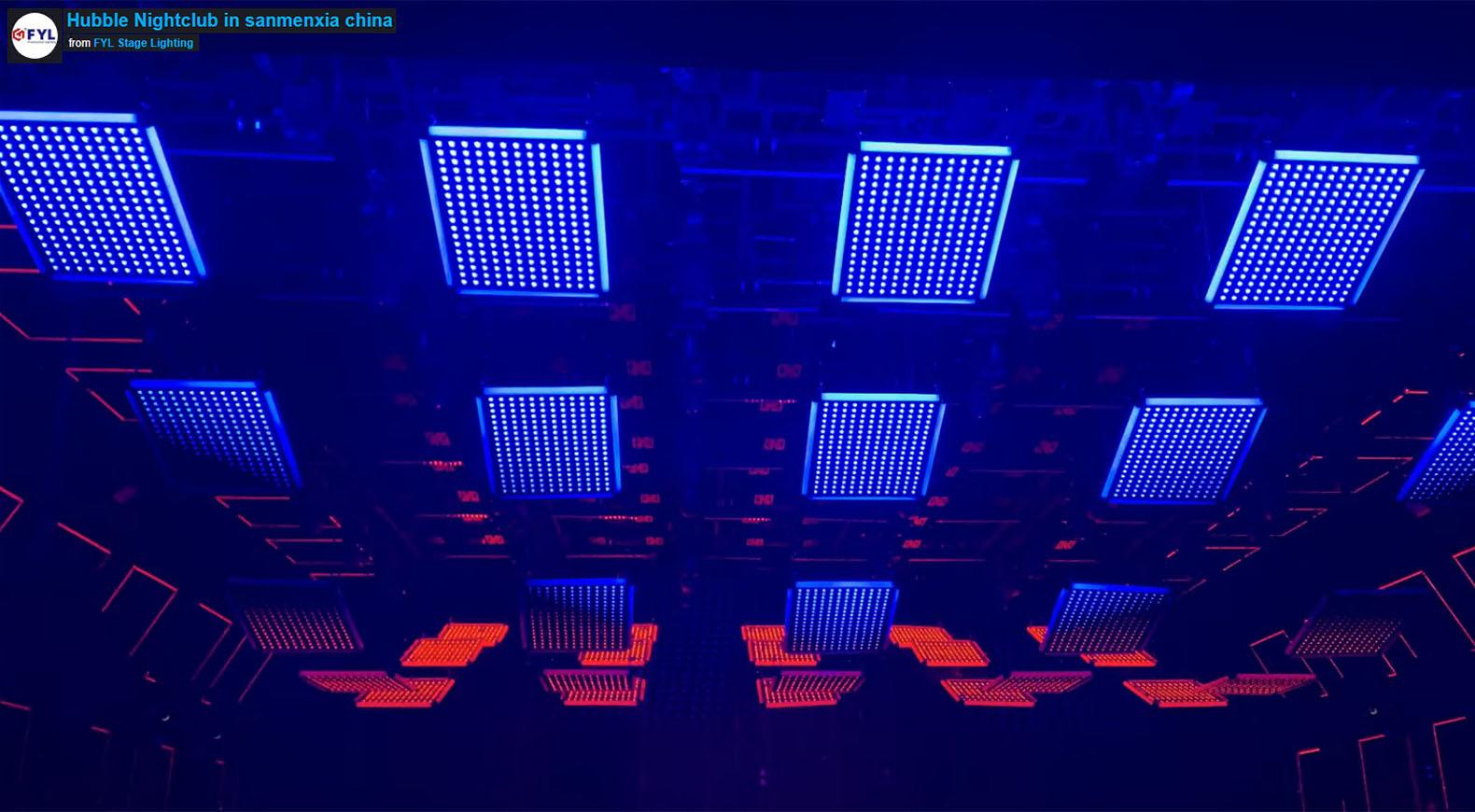Hubble Nightclub in Sanmenxia China