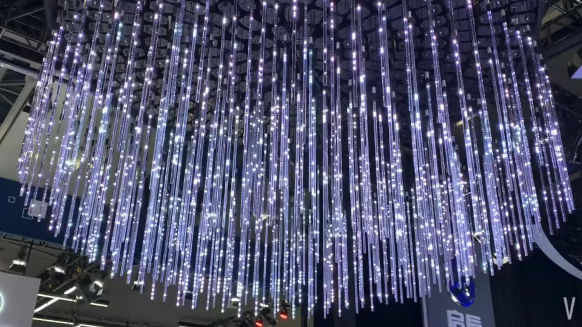 Kinetic LED Bar 2