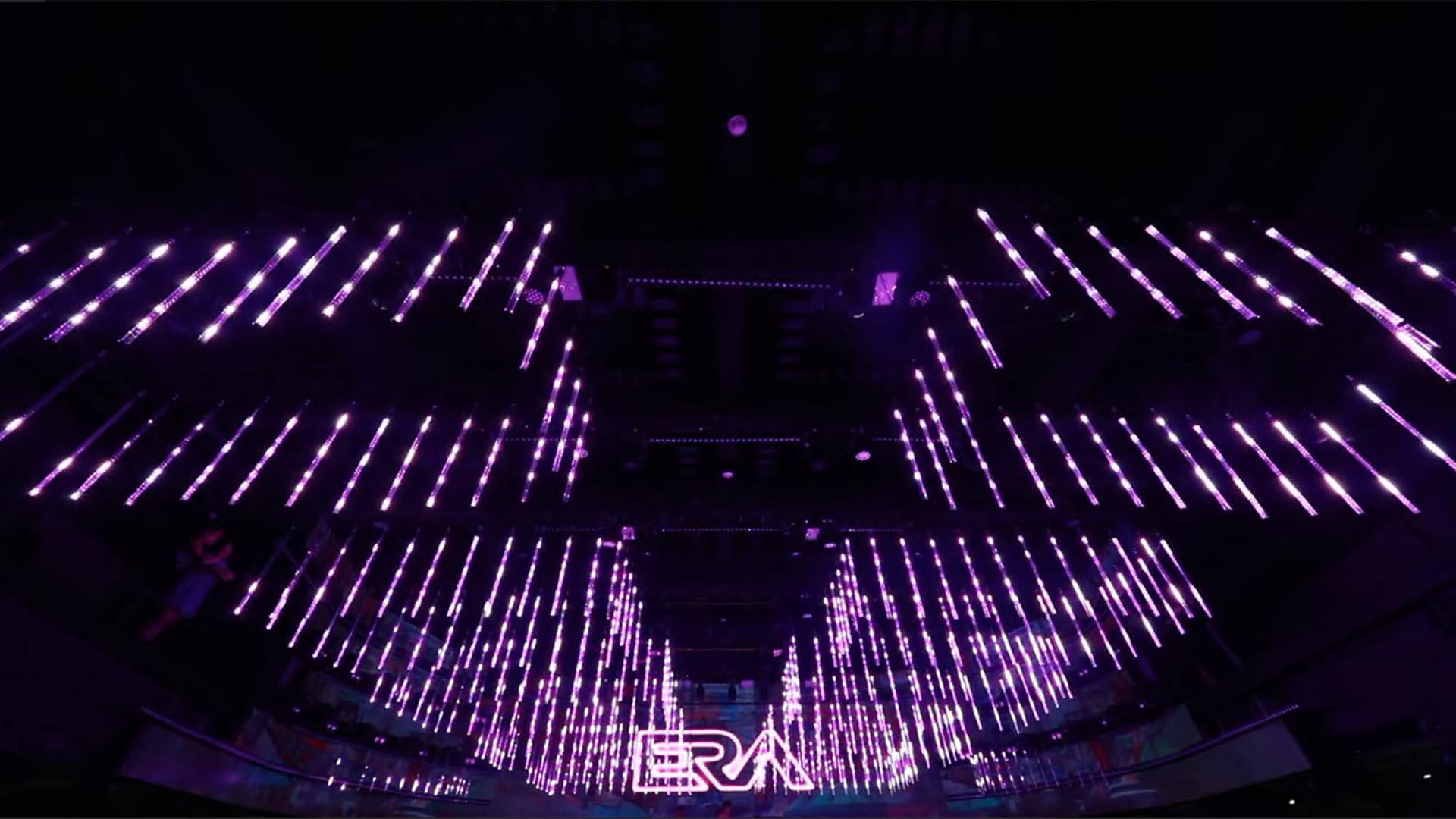 Kinetic LED Bar10