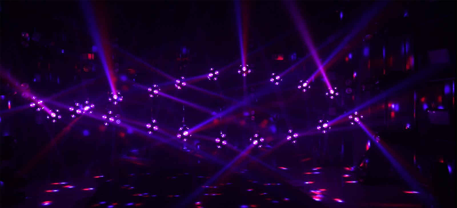 ບານເຕະ LED Kinetic (3)