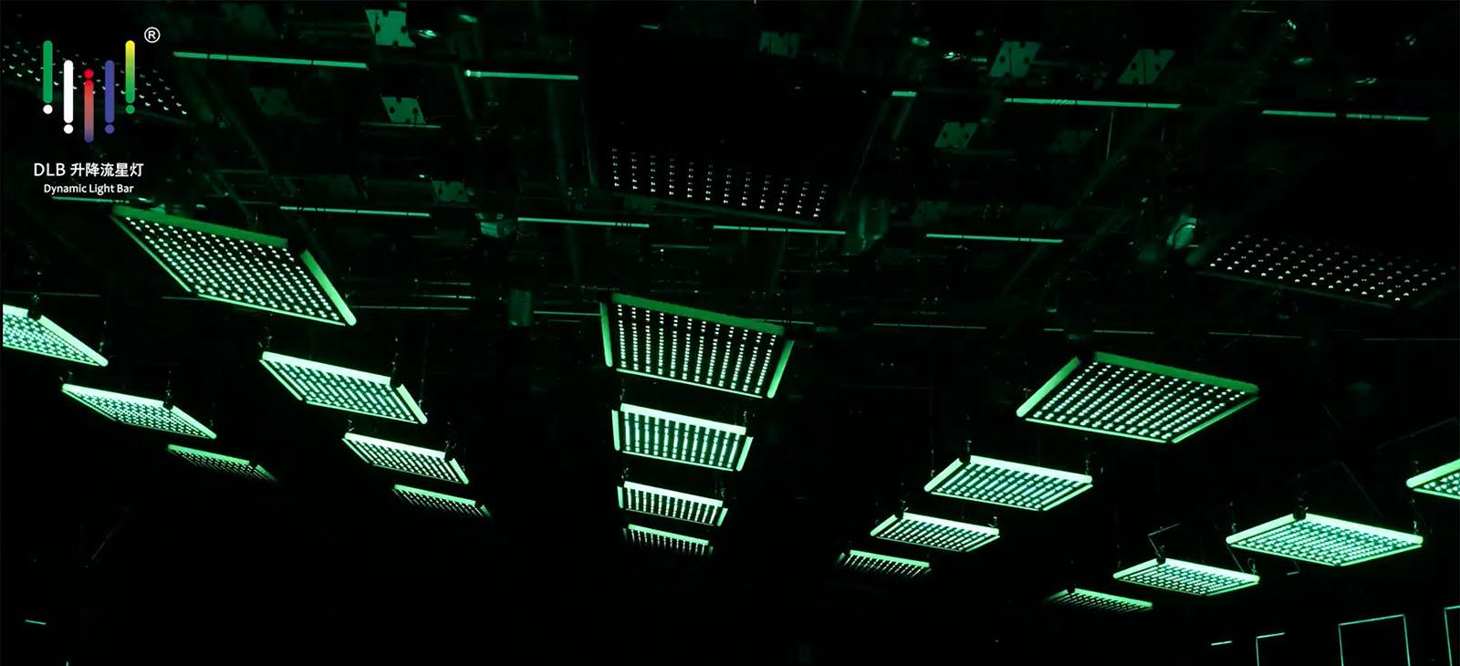 काइनेटिक एलईडी चतुर्भुज प्रकाश (4)