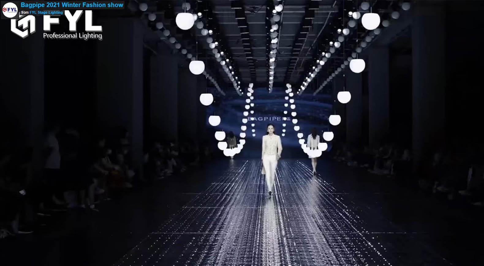 Bagpipe 2021 Winter Fashion show
