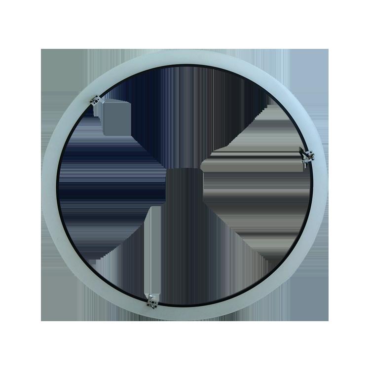 Kinetic pixel ring