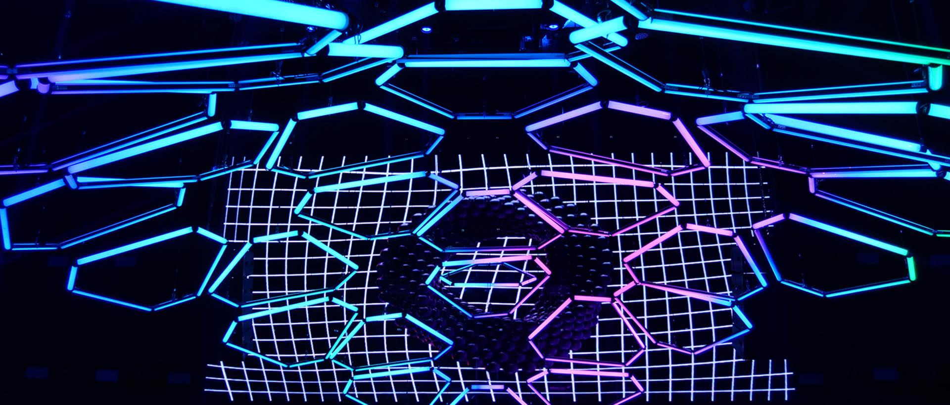 SUPER HOUSE Night club kinetic lighting system Wholesale Kinetic Lighting (4)