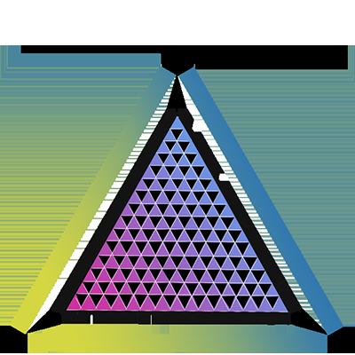 Triangle light