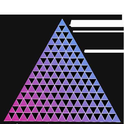 Triangle panel