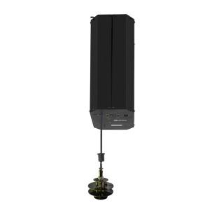 Manufacturer ofDmx Led Lifting Ball - DLBS-LED9 9m lifting Kinetic Winch with LED Mini Ball – Fyl